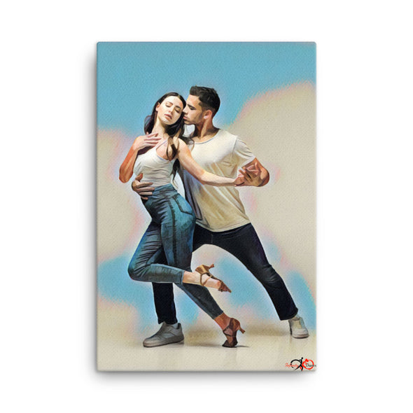 Dance Lovers Canva-Canvas-Infinity Dance Clothing