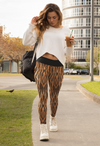 La Tigre High-Waist Dance Leggings