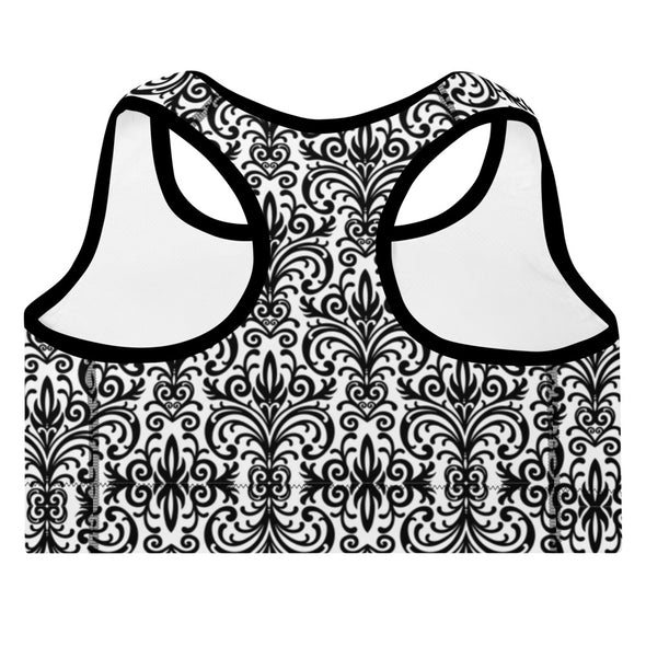 Aurelia Padded Sports Bra - Infinity Dance Clothing