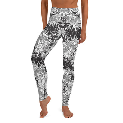 Junia High-Waist Dance Leggings - Infinity Dance Clothing