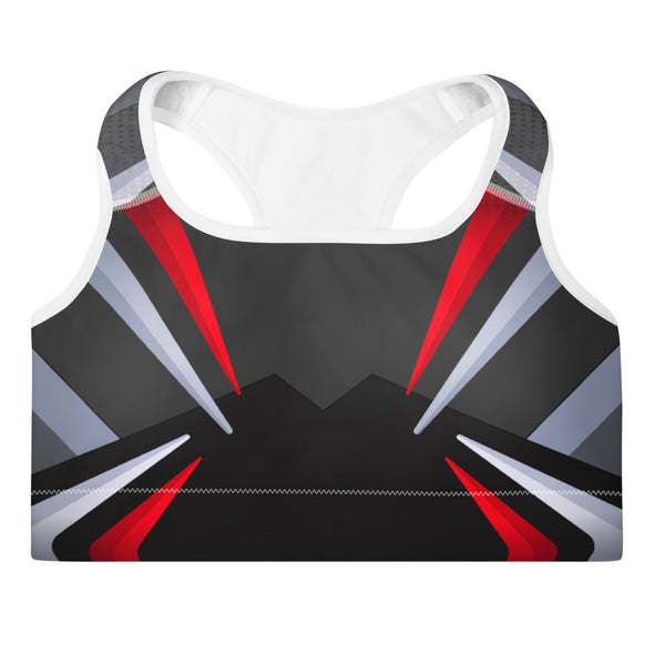 La Stravaganza Padded Sports Bra - Infinity Dance Clothing