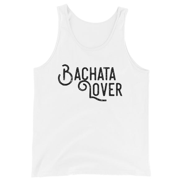 Bachata Lover Men's Tank Top - Infinity Dance Clothing