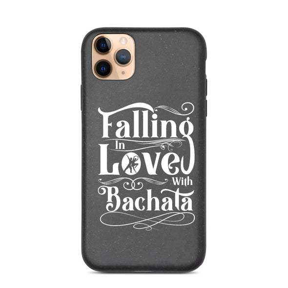 Falling In Love With Bachata Biodegradable iPhone Case - Infinity Dance Clothing