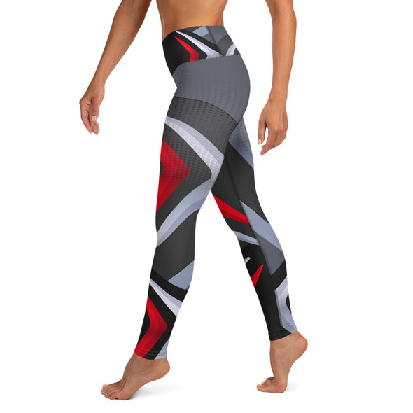 La Stravaganza High-Waist Dance Leggings - Infinity Dance Clothing