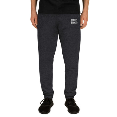 Born To Be A Dancer Unisex Dance Joggers-Joggers-Infinity Dance Clothing