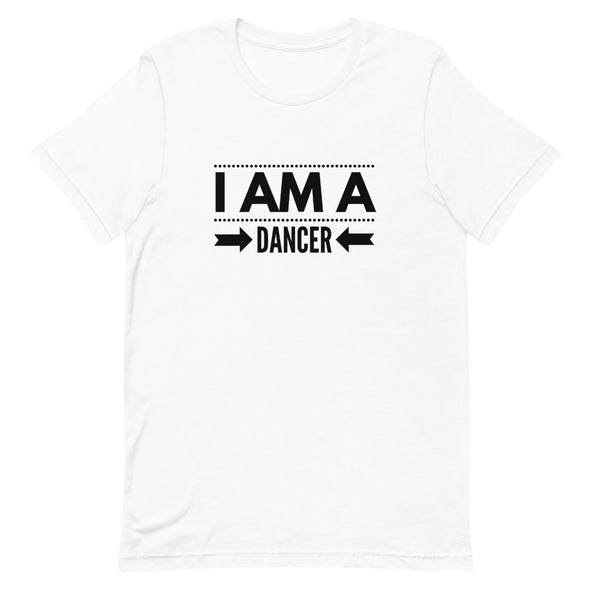 I am a Dancer Men's Tee - Infinity Dance Clothing