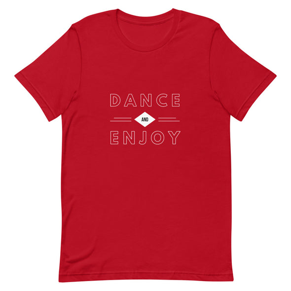 Dance And Enjoy Men's Tee - Infinity Dance Clothing