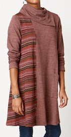 Tunic Heather rosewood