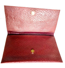 Load image into Gallery viewer, Genuine Leather Clutch Women Evening Purse