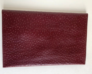 Genuine Leather Clutch Women Evening Purse
