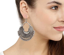 Load image into Gallery viewer, Fashion Oxidized Earrings Women