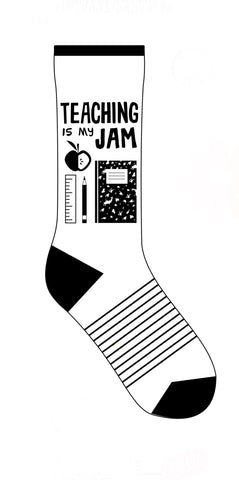 Funny Socks Teachers Gift