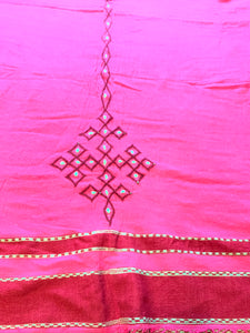 Tunic - Handwoven embroidered