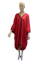 Load image into Gallery viewer, Tunic - Handwoven embroidered