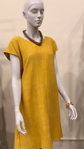 Cotton Tunic Marigold