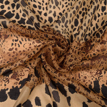 Load image into Gallery viewer, Lightweight Chiffon Scarf Fashion Leopard Print Scarves Women Shawl Wrap