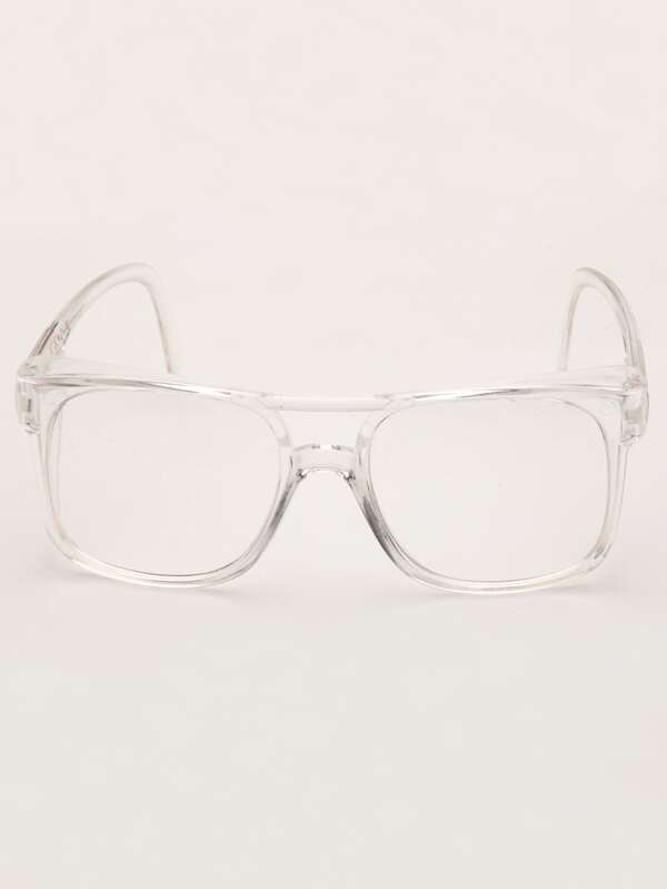 Clear Protective Goggle Glasses