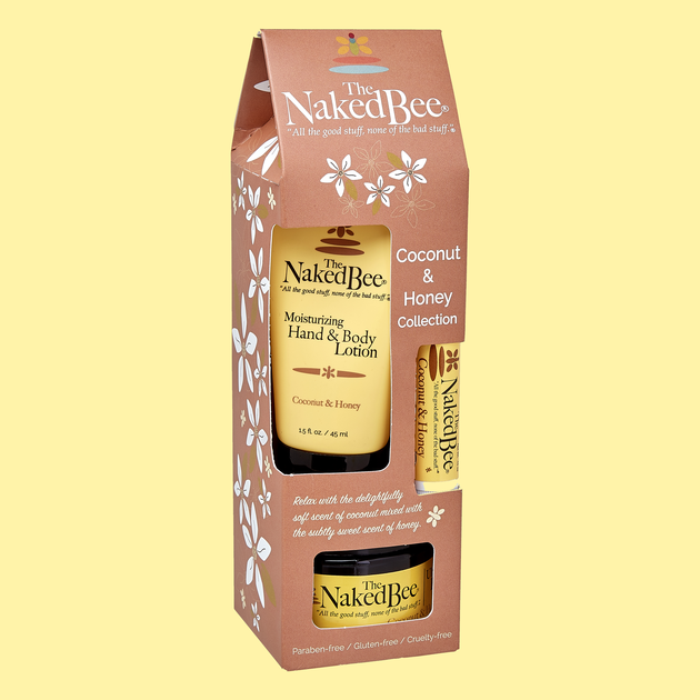 Coconut Honey Gift Collection