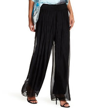 Load image into Gallery viewer, Solid Woven Palazzo Pants