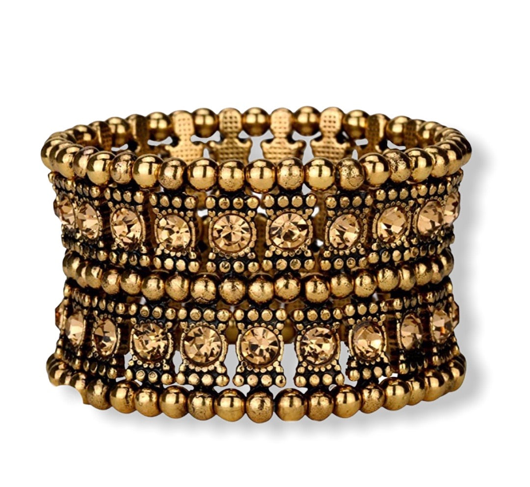 Women Wide Stretch Fashion Bracelet
