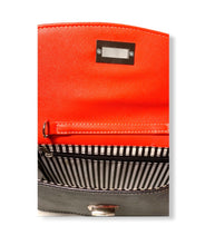 Load image into Gallery viewer, Colorblock Flap Crossbody Bag