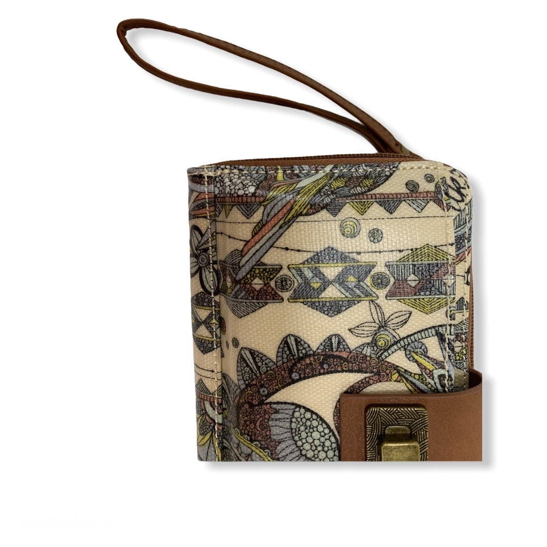 Vegan Crossbody Bag large smart phone Crossbody