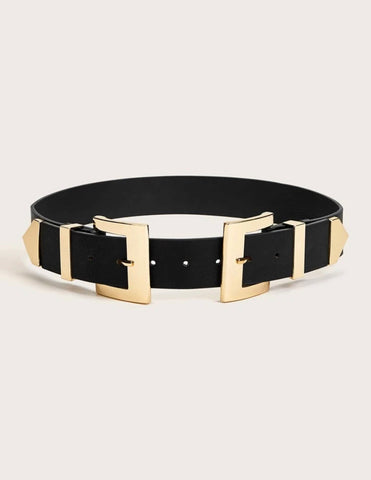 PU Buckle Belt
