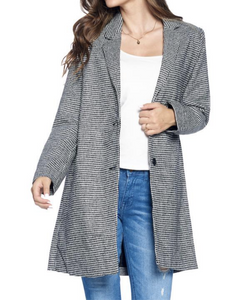 Oversize Semi Dress Coat