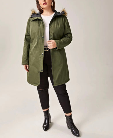 Army Parka Coat