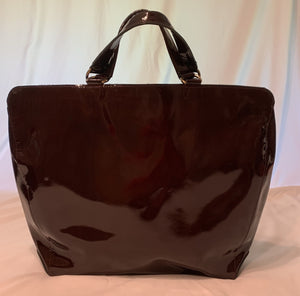 Genuine Large Leather Tote Bag