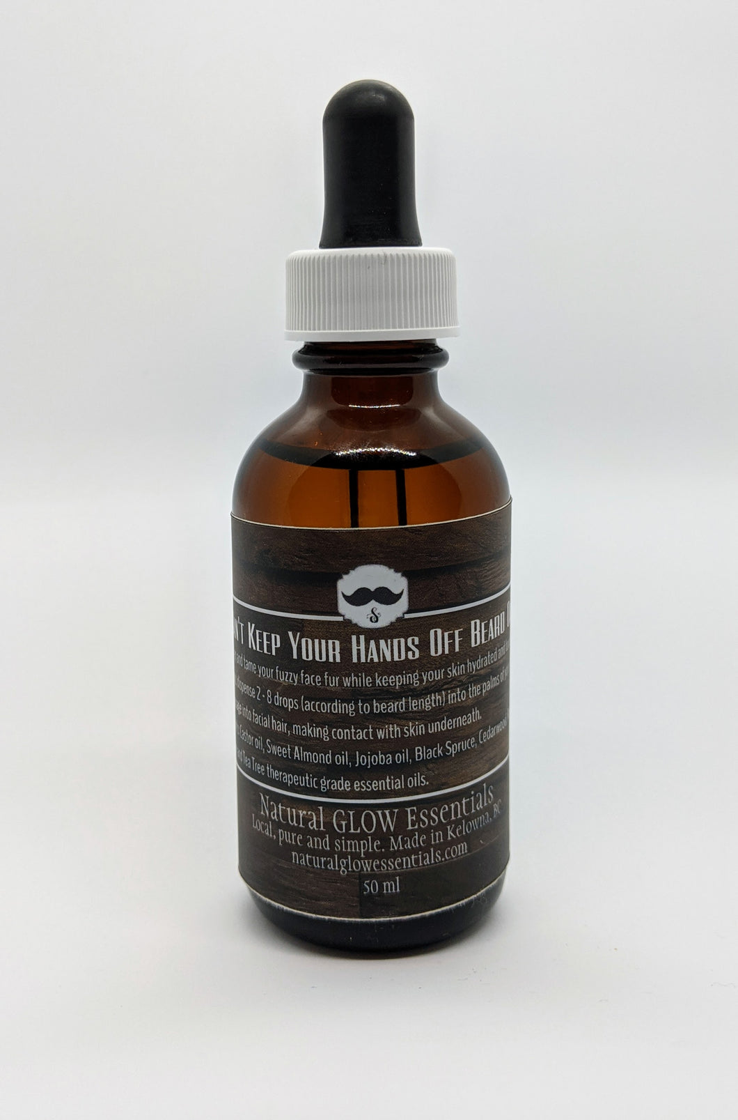 Can't Keep Your Hands Off Beard Oil 50ml
