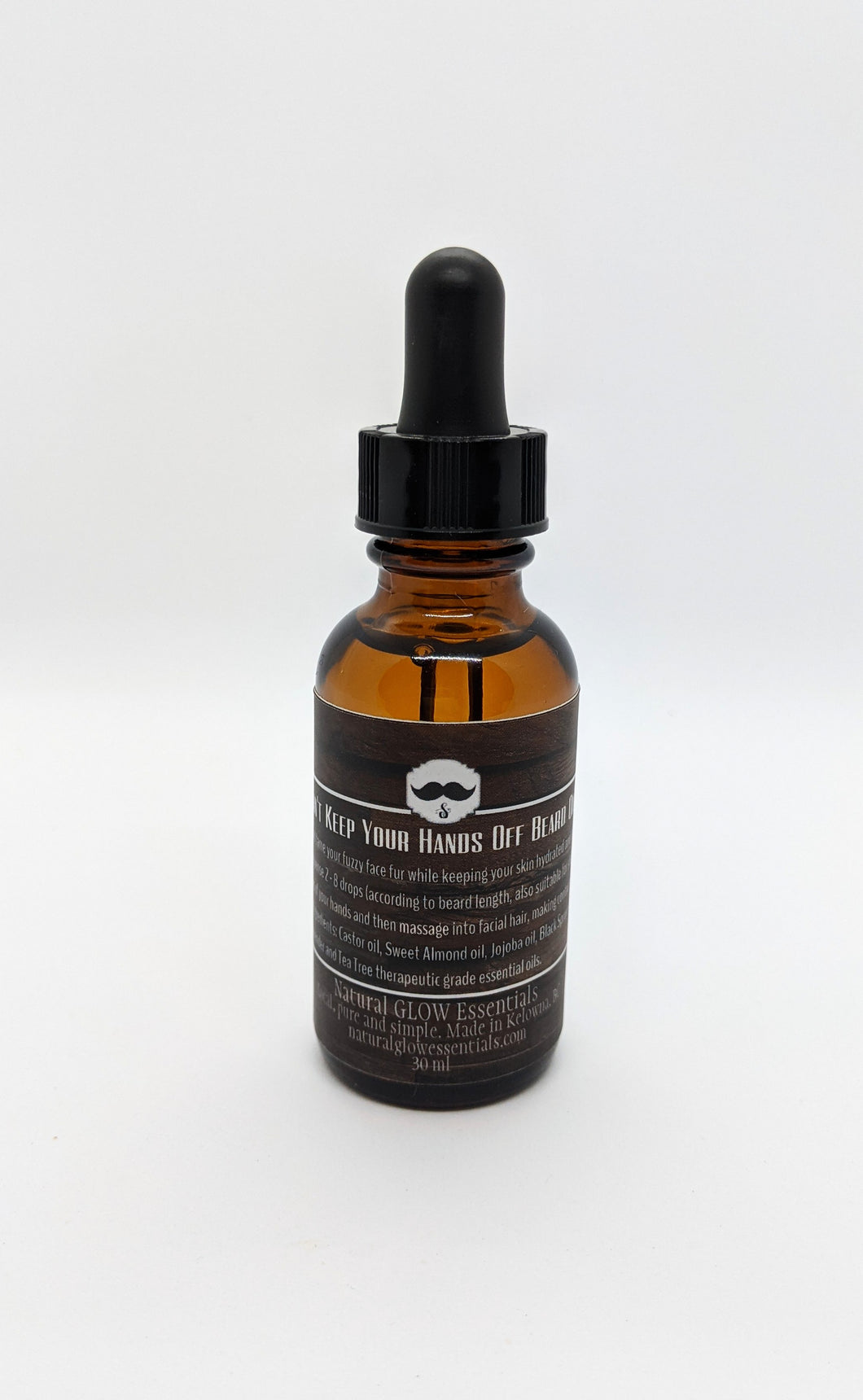 Can't Keep Your Hands Off Beard Oil 30ml