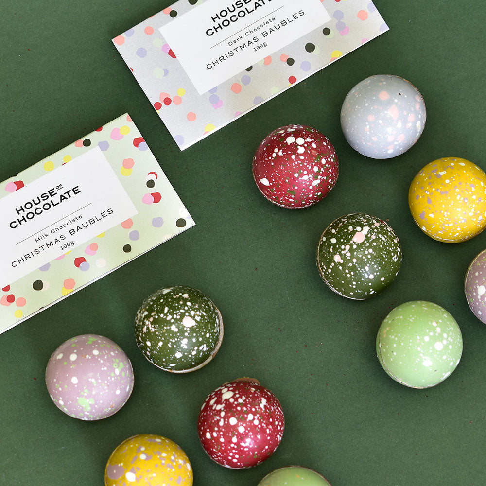 Christmas Baubles | 6 Piece
