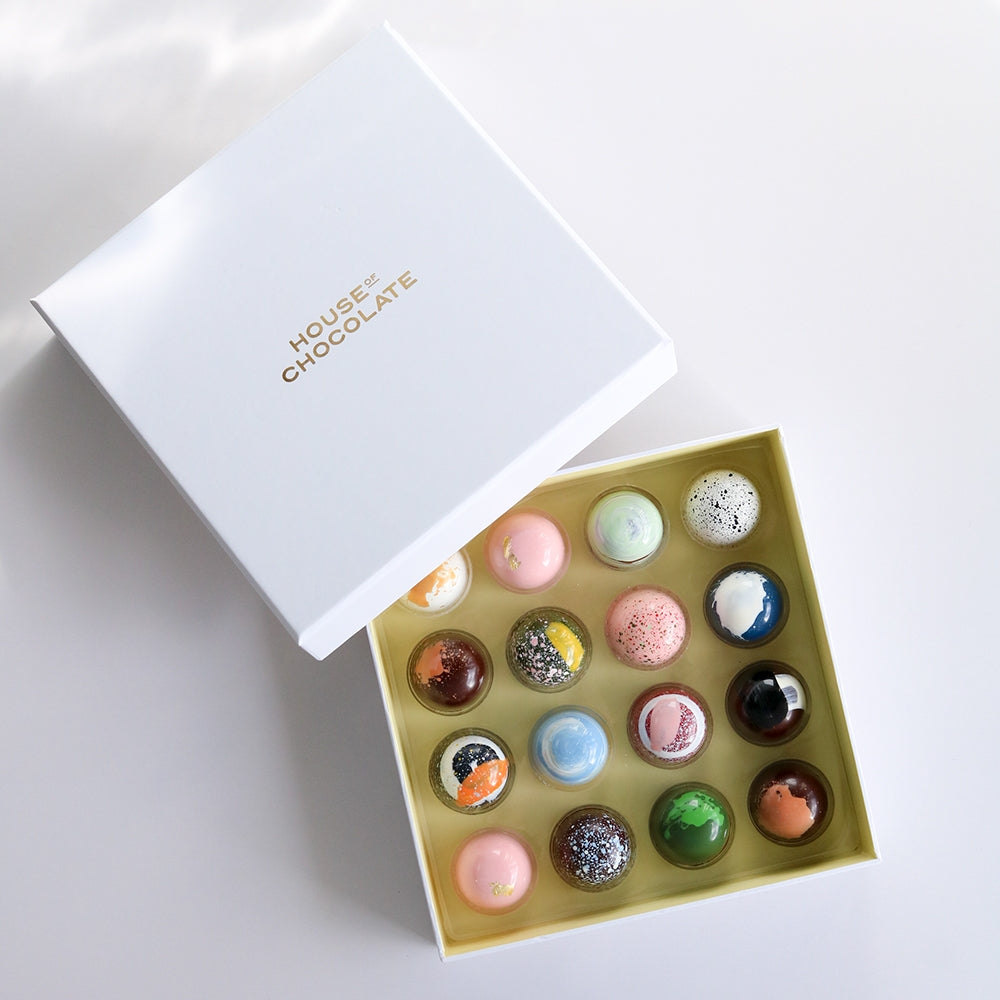 16 Piece Bonbon Selection