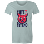 Load image into Gallery viewer, Cute but psycho (Womens XS - 2XL)