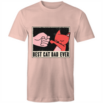 Load image into Gallery viewer, Best cat dad (Mens S - XL)