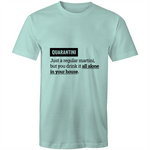 Load image into Gallery viewer, Quarantini (Mens S - 5XL)
