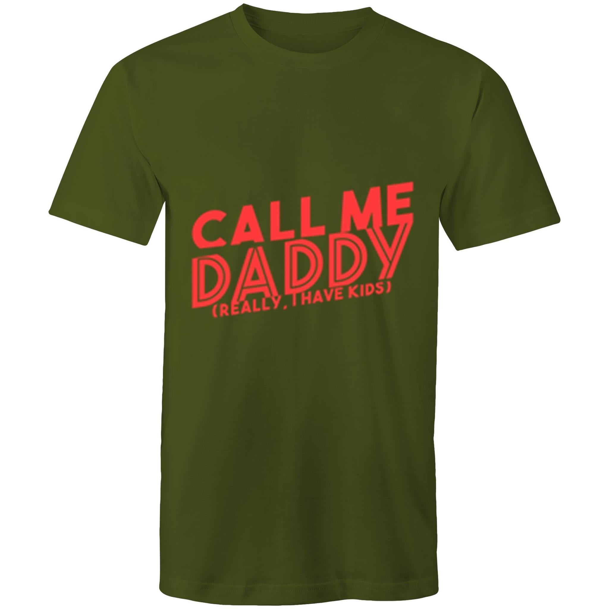 Call me daddy, really (Mens S - 5XL)