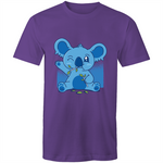 Load image into Gallery viewer, Koala eating leaves (Unisex XS - 2XL)