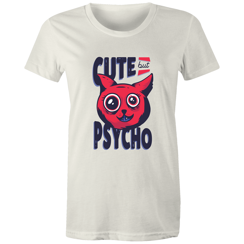 Cute but psycho (Womens XS - 2XL)