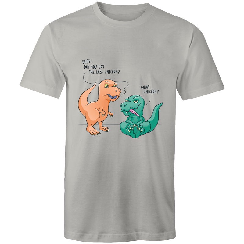 Dinosaurs eating unicorns (Unisex XS - 2XL)