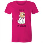 Load image into Gallery viewer, Dogtor (Womens XS - 2XL)