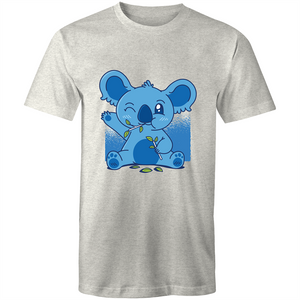 Koala eating leaves (Unisex XS - 2XL)