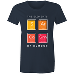 Load image into Gallery viewer, Sarcastic elements (Womens XS - 2XL)