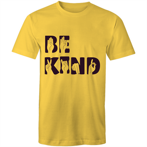Be Kind Sign Language (Unisex XS - 3XL)