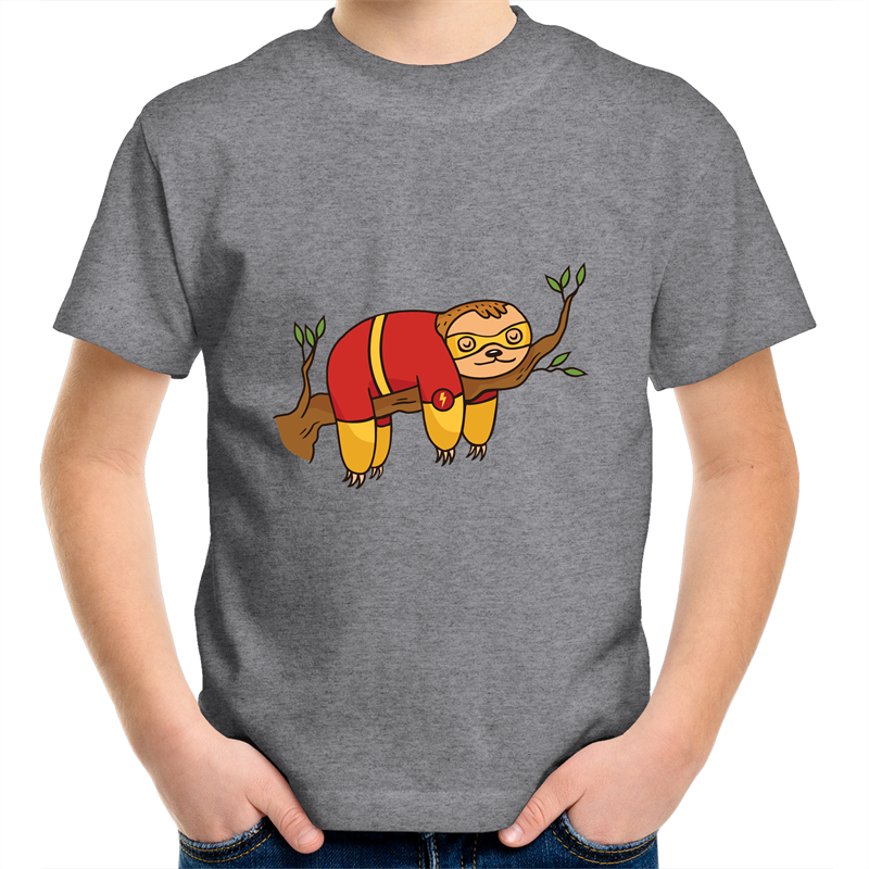 Superhero Sloth (Childrens 2 - 14)