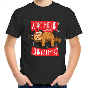 Wake me up when it's Christmas (Childrens 2 - 14)