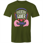 Load image into Gallery viewer, Hardcore gamer (Mens S - 5XL)