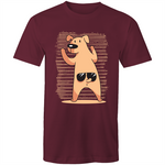 Load image into Gallery viewer, Dog wearing glasses on tail (Mens S - XL)