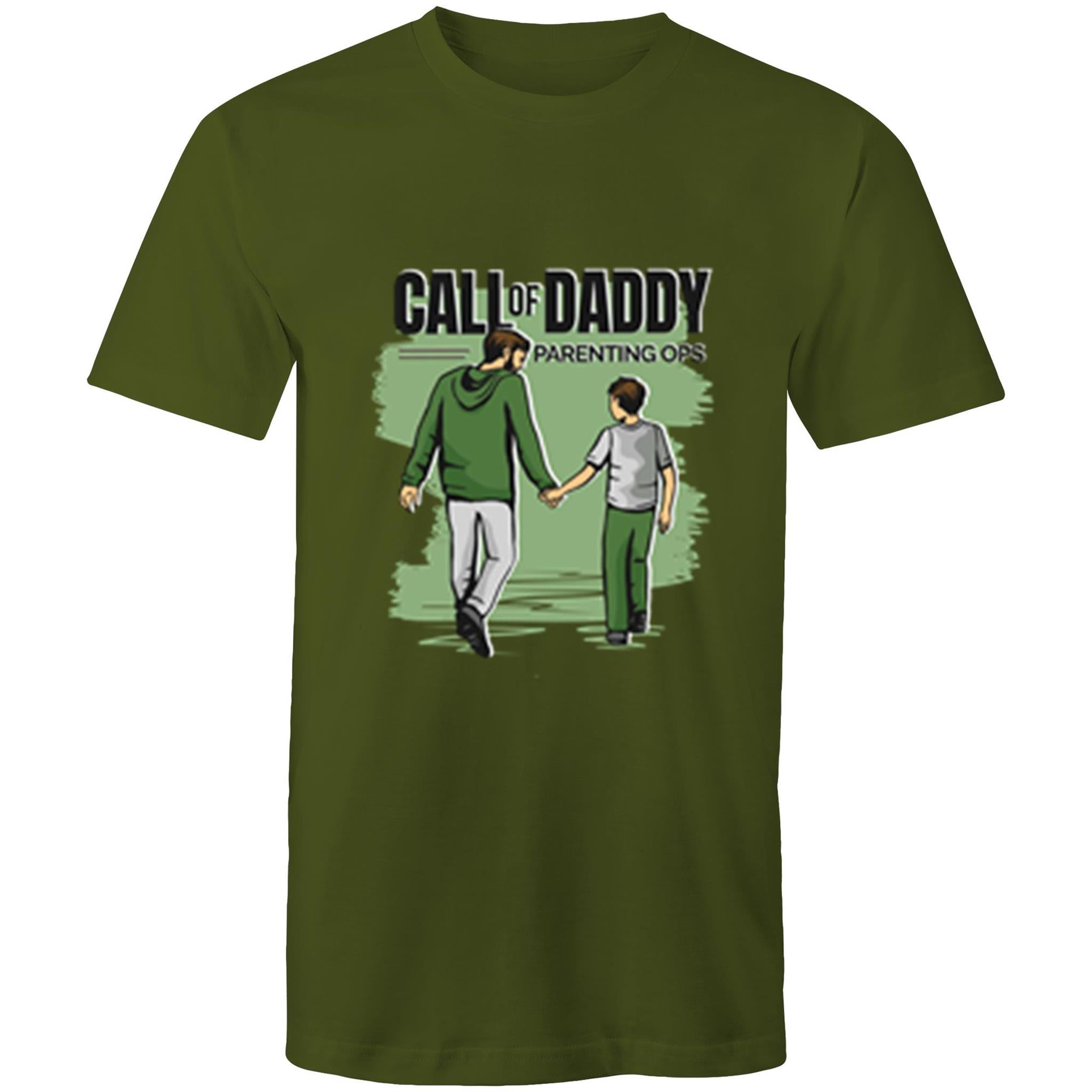 Call of Daddy: Parenting Ops (Mens S - XL)